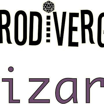 Neurodivergent Wizard by AutisticBanshee