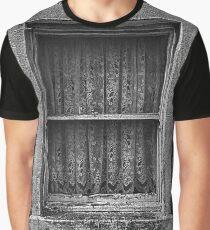 Net Curtains Graphic T-Shirt