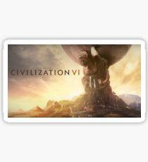 Civilization 6 Sticker