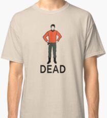 Dead Red Shirt Classic T-Shirt