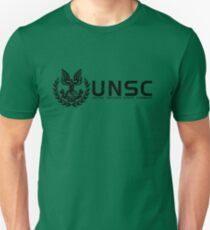 Halo - United Nations Space Command T-Shirt
