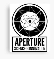 Portal: Science & Innovation Canvas Print