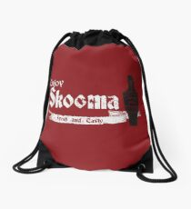 Enjoy Skooma: The Elder Scrolls Drawstring Bag