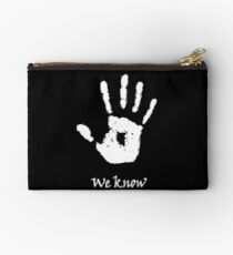 Dark Brotherhood - We Know Studio Pouch
