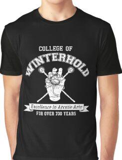 Skyrim - College of Winterhold Graphic T-Shirt