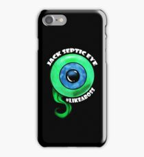 Jack Like A Boss Big Eye iPhone Case/Skin