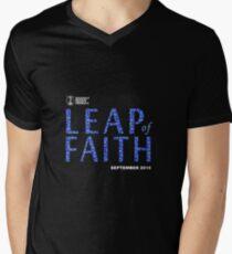 RMS Leap Of Faith Men's V-Neck T-Shirt