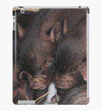 Sleeping Piglets iPad Case/Skin