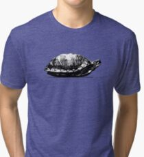 COME OUT OF YOUR SHELL Tri-blend T-Shirt