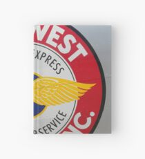 Northwest Express Hardcover Journal