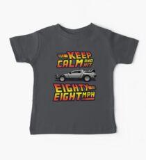 Keep Calm and Hit Eighty-Eight MPH Baby Tee