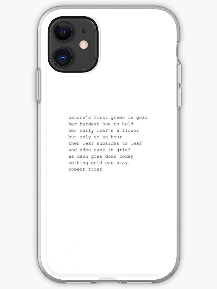 Early Dawn iphone 11 case