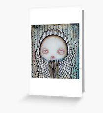 Opulence Greeting Card
