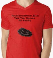 Take Your Desires For Reality V-Neck T-Shirt