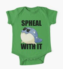 SPHEAL WITH IT! One Piece - Short Sleeve