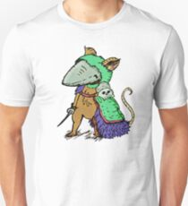 """""""Sir. Bartlegad of the 7th wing""""  Unisex T-Shirt"""