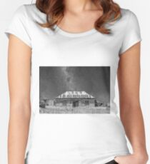 House of Stars Women's Fitted Scoop T-Shirt