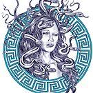 The Gorgon by ShantyShawn