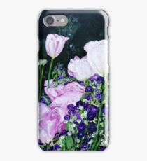 Tulips. iPhone Case/Skin