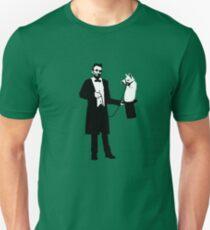 Lincoln's Llama Trick Unisex T-Shirt