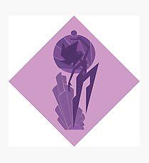 Pink Diamond SU Photographic Print