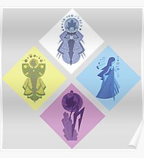 Order of the Diamonds SU Poster