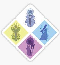 Order of the Diamonds SU Sticker