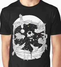Depth of Discovery (A Case of Constant Curiosity) Graphic T-Shirt