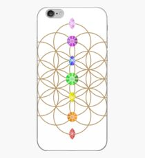 Flower Of Life - Metaphysical iPhone-Hülle & Cover