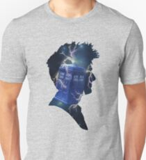 Doctor Who Traveling Tardis Unisex T-Shirt