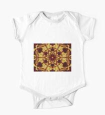 Star mandala in brown Kids Clothes