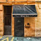 A little bar in Palma de Mallorca. by naranzaria