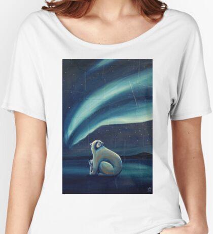 Polar Bears Relaxed Fit T-Shirt