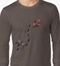 The Great Pocket Detective Long Sleeve T-Shirt