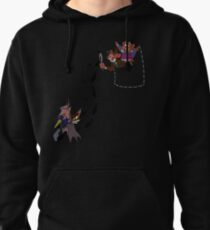 The Great Pocket Detective Pullover Hoodie