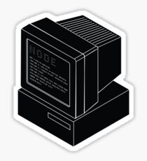 NODE Terminal Sticker Sticker