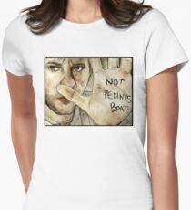 Not Pennys Boat Women's Fitted T-Shirt