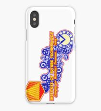 Yesterday's Tomorrow Today iPhone Case