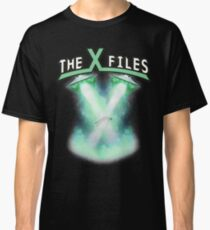 X-files rock tea Classic T-Shirt