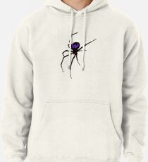 No one can hide from my sight Pullover Hoodie
