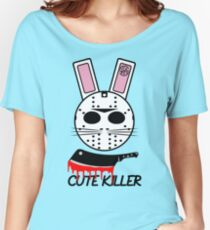Cute Killer Women's Relaxed Fit T-Shirt