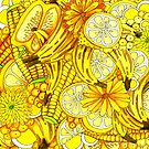 A Corny Coldplay Thanksgiving — It Was All Yellow... by Cherie Roe Dirksen