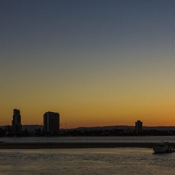 Southport Sunset, Gold Coast by danielcoe