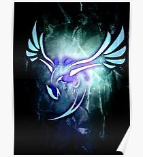 Tribal Lugia Poster