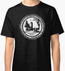 Industrielles Aufzeichnungst-shirt Classic T-Shirt