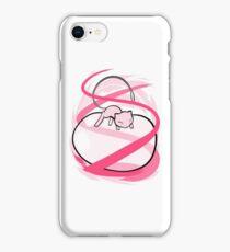 Mew | Rest iPhone Case/Skin