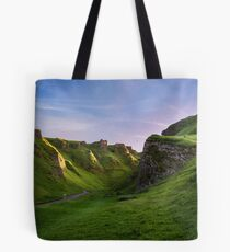 Winnats Pass Tote Bag