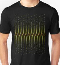 Waves on the land Unisex T-Shirt