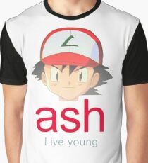 Ash K. Graphic T-Shirt