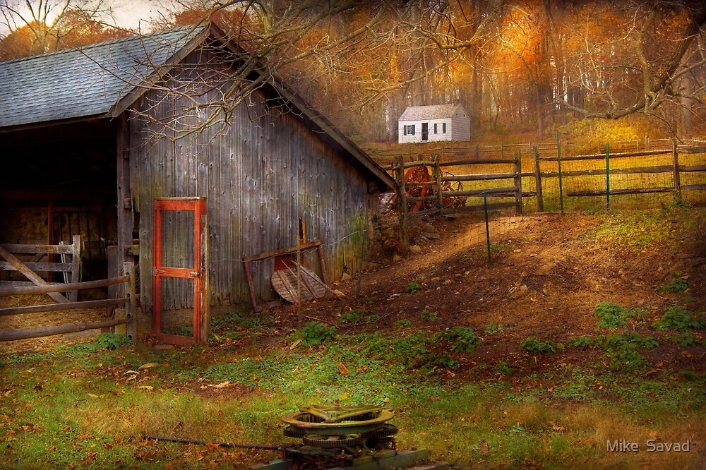 Country - Morristown, NJ - Rural refinement by Michael Savad